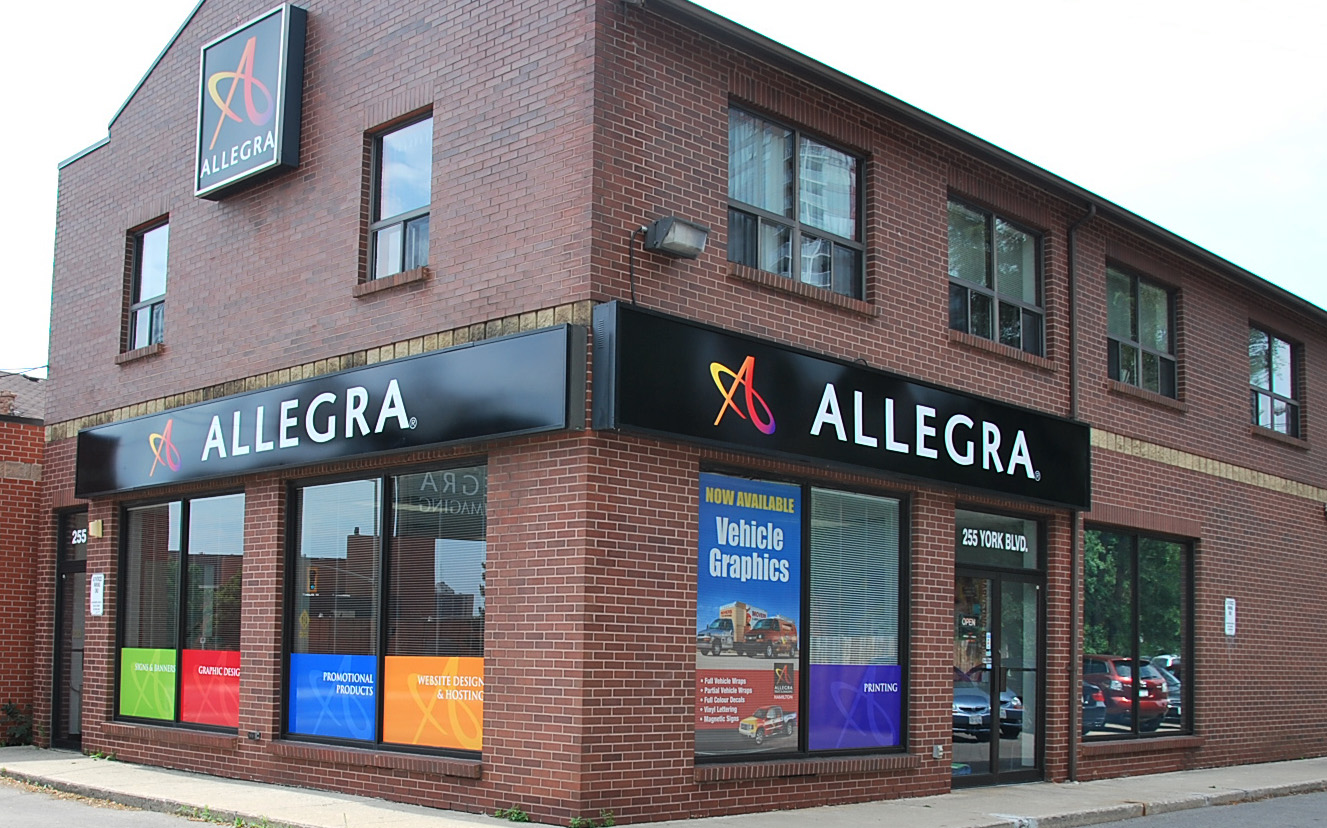 Allegra Hamilton, York Blvd. location