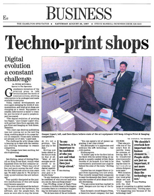business news article