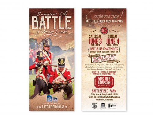 City of Hamilton Battle of Stoney Creek