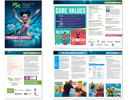 Boys and Girls Club Catalogue 2018
