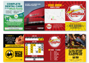 Hamilton Cardinal's Schedule