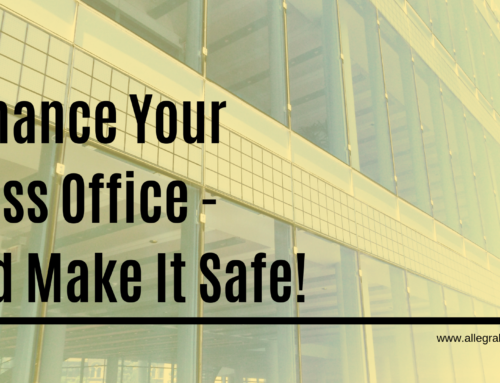Enhance Your Glass Office – And Make It Safe!