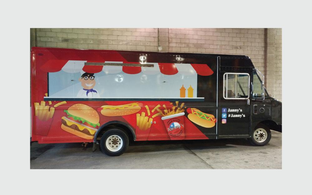 Rosehall Run Food Truck