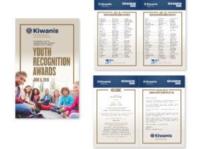 Kiwanis Youth Awards Book