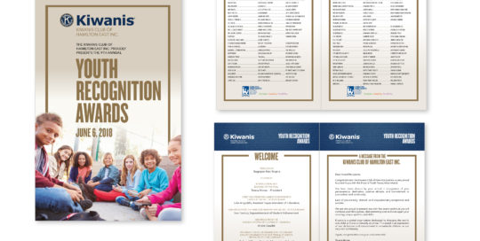 Kiwanis Youth Awards Book