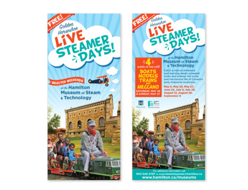 City of Hamilton Steamer Days Brochure