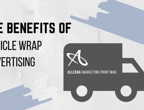 3 Reasons To Advertise Your Business With A Vehicle Wrap
