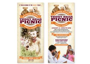 City of Hamilton Teddy Bear Picnic Brochure