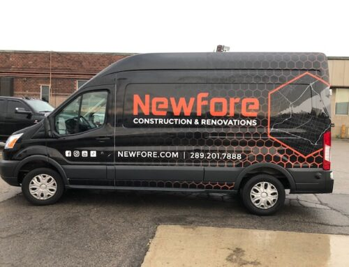 Newfore Vehicle Wrap