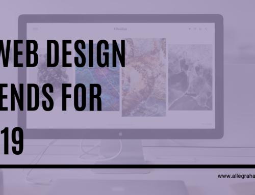 4 Web Design Trends For 2019